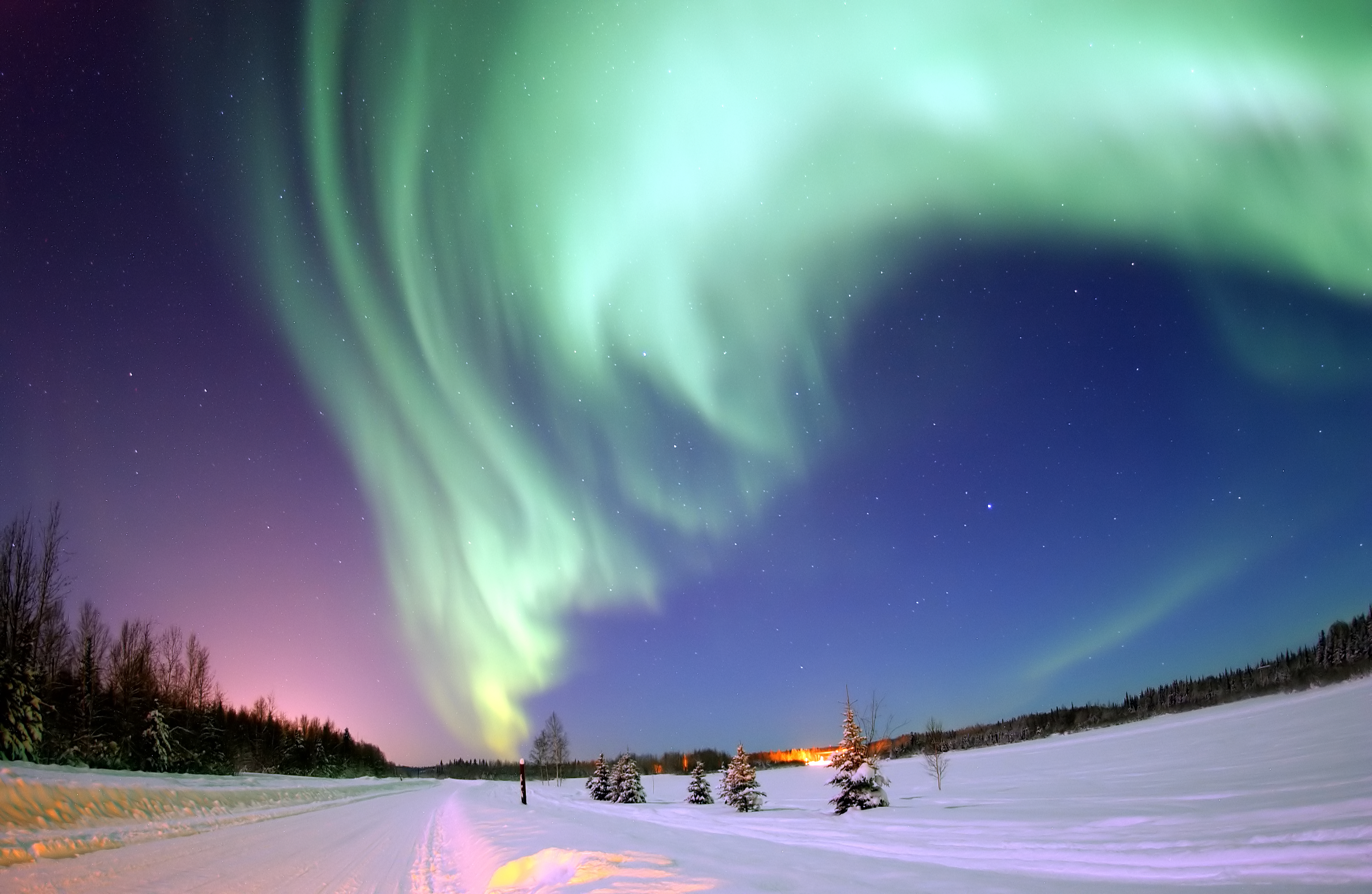 Chasing the Northern Lights – Aurora Borealis