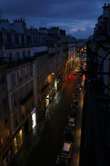 St Germain by night