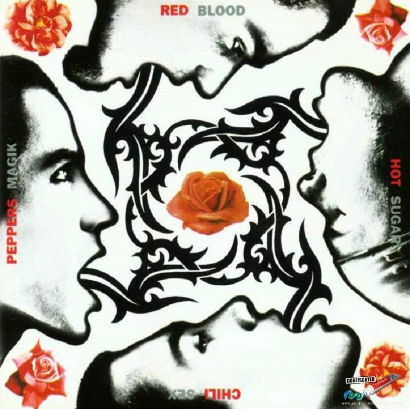 Top Travel Albums: Red Hot Chili Peppers