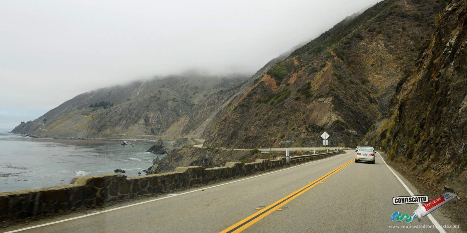 Pacific Coast Highway, CA, USA