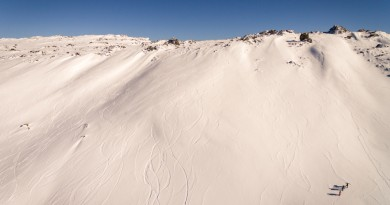 Thredbo, Australian Snowy Mountains